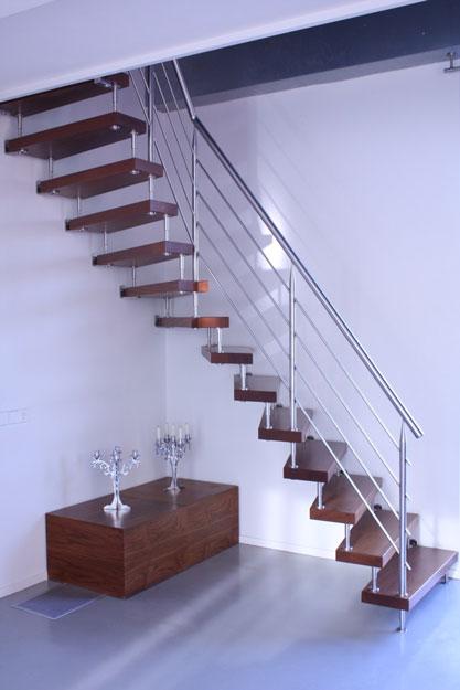Moderne design trap