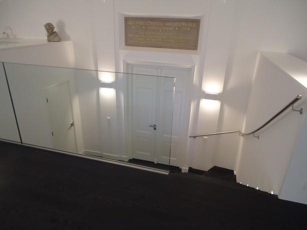 Design glazen vide balustrades