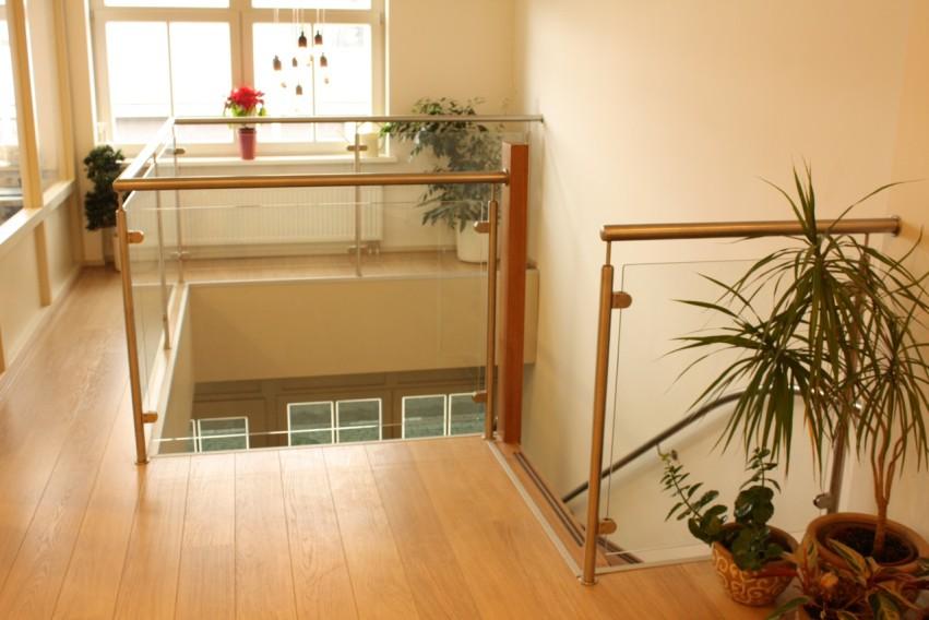 Vide balustrade