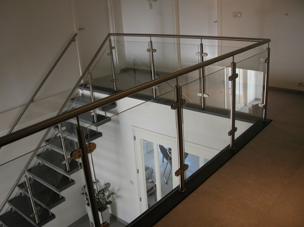 RVS balustradewerk