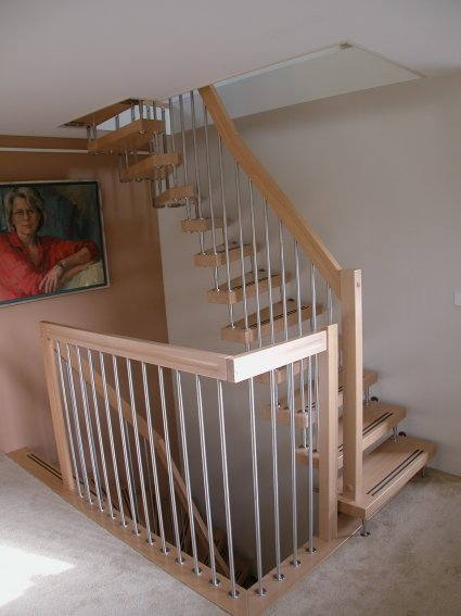 Trap balustrade