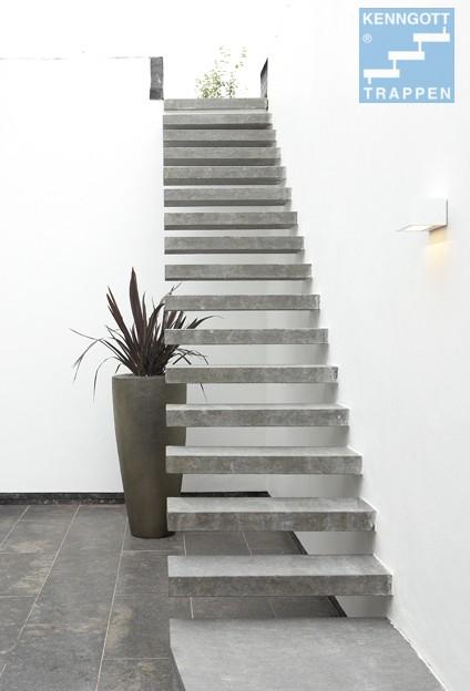 Design marmeren steektrap