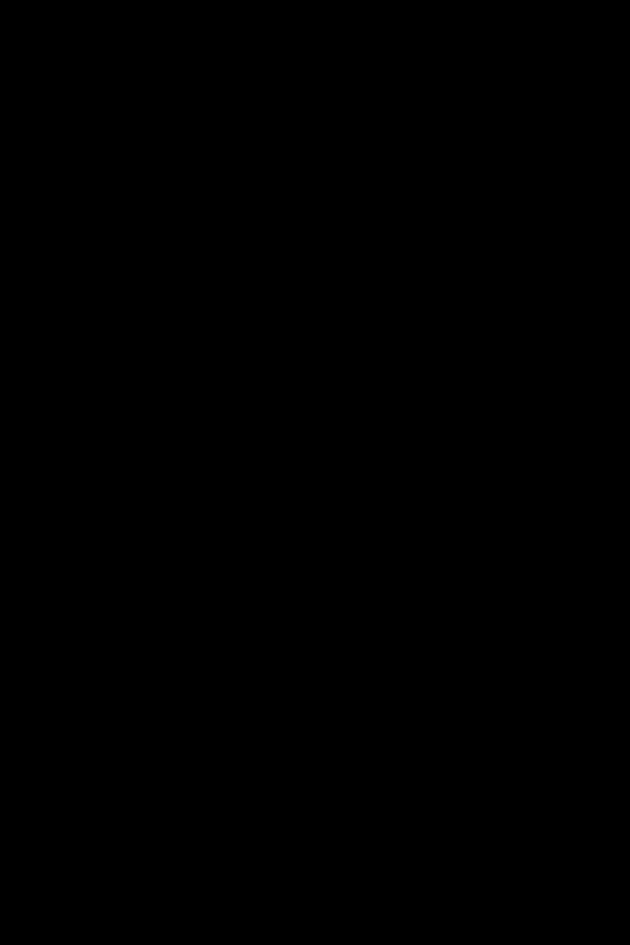 Zwevende natuursteen trap
